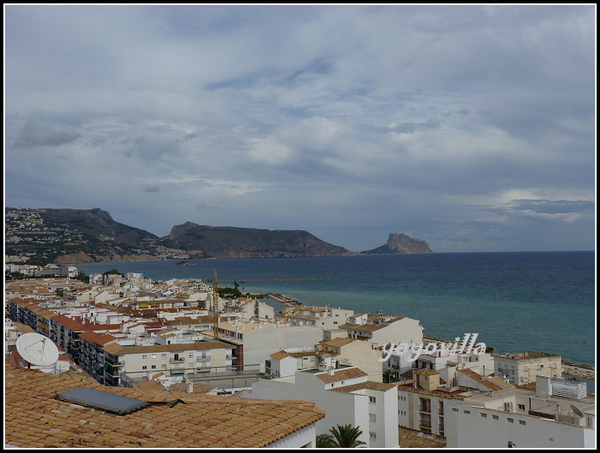 西班牙 阿堤亞 Altea, Alicante, Spain