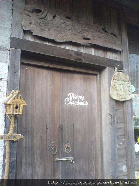 也是個懷舊的門....
