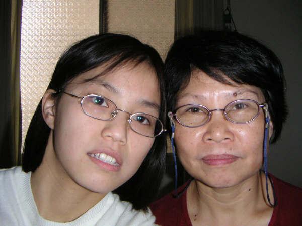 地鼠之家的二小姐和地鼠媽媽