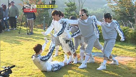 2012.10.14 HoMin - Catch Me @ SBS Running Man.mkv_20121017_214618.353