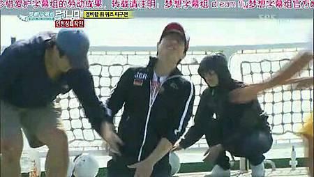 running man 121014  E115 东方神起、文根英  中字_5268508(4)