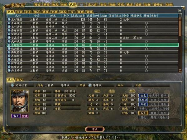 革新PK川中島之戰BUG圖2