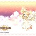 甦醒神光中的天使