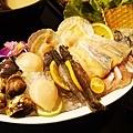 澎拜的海鮮大餐~