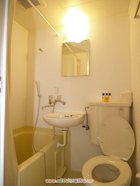 東京民宿-衛浴設備