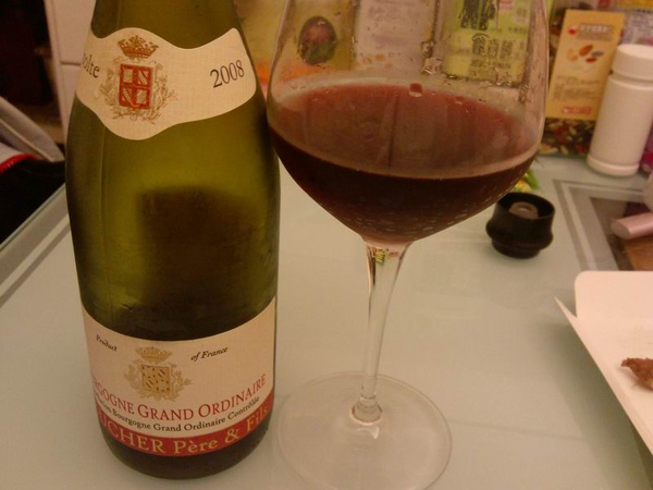 2008 Bourgogne Grand Ordinaire
