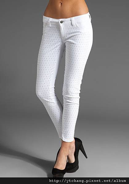 siwy white jeans