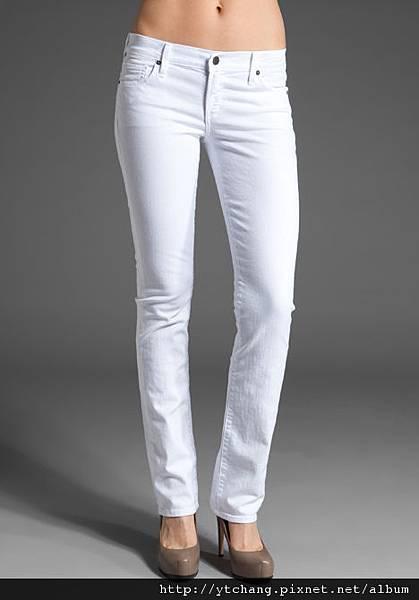 coh white jeans