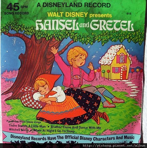 Hansel & Gretel 糖果屋
