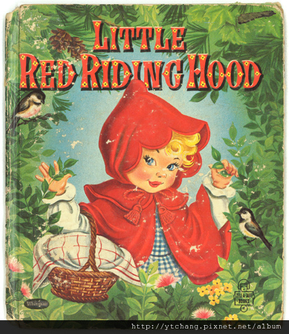 little red riding hood 小紅帽