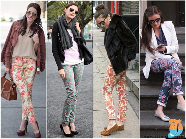 blogger floral