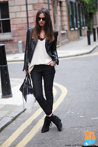 London, Zina, Fashionvibe, Zara sweater