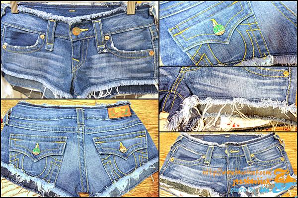 TR- joey love & haight shorts
