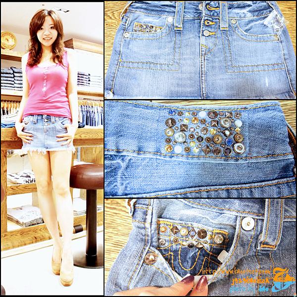 TR- summer skirts