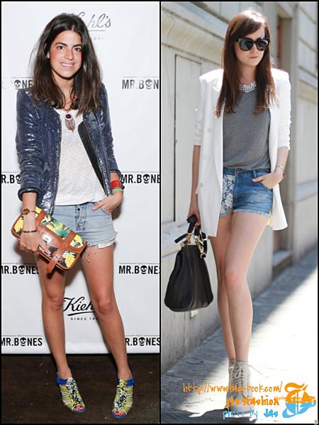 shorts w blazers 2