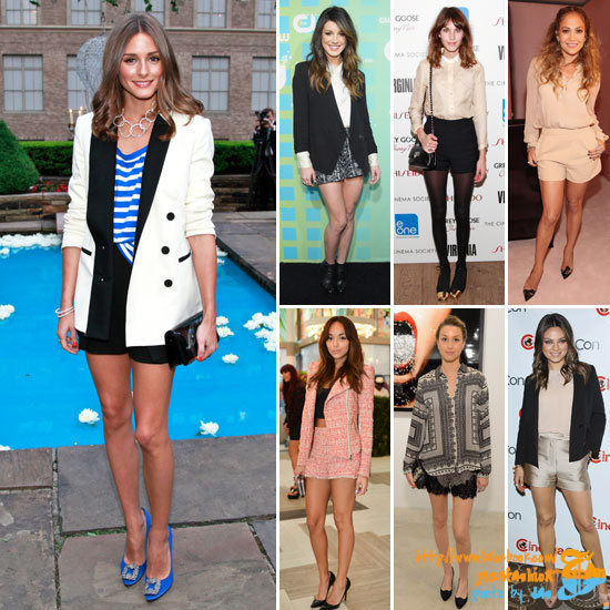 Celebrities-Wearing-Shorts