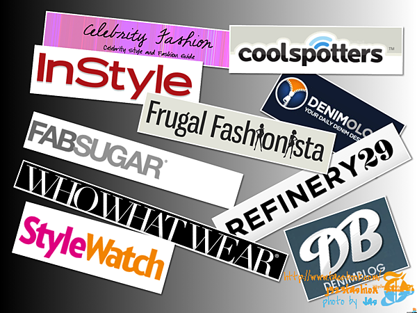 celeb outfit sites