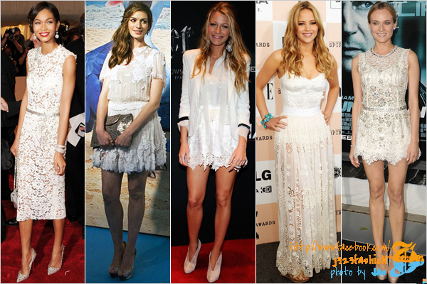 celebrities-love-dolce-gabbanas-white-lace-dresses