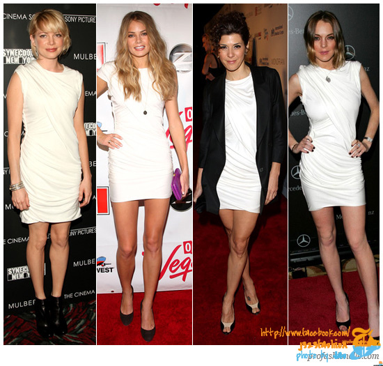 michelle-williams-tori-praver-marisa-tomei-lindsay-lohan-alexander-wang-spring-2009-lwd