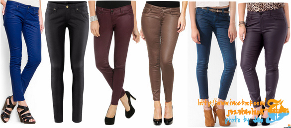 Coated-Waxed-Jeans-Fall-2012-Denim-Trend