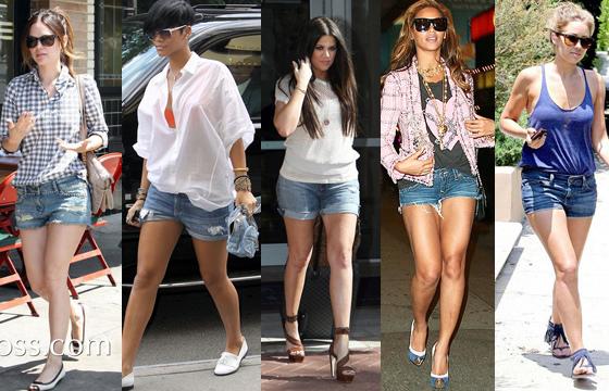 plus-size-denim-shorts-style