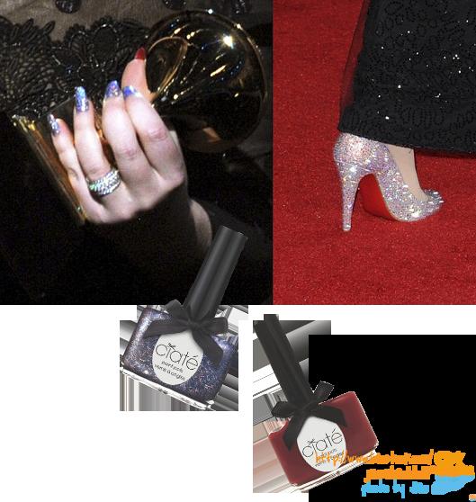 adele_grammy_louboutin_manicure_nails_shoe