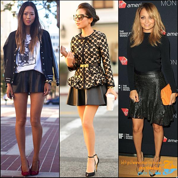 kinds of skirts