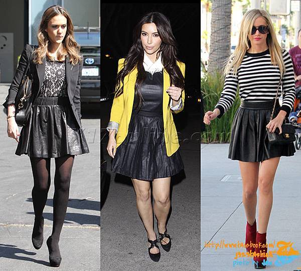 leather-skirts