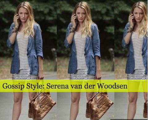 gossip girl- serena