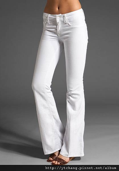 black orchid white jeans flare