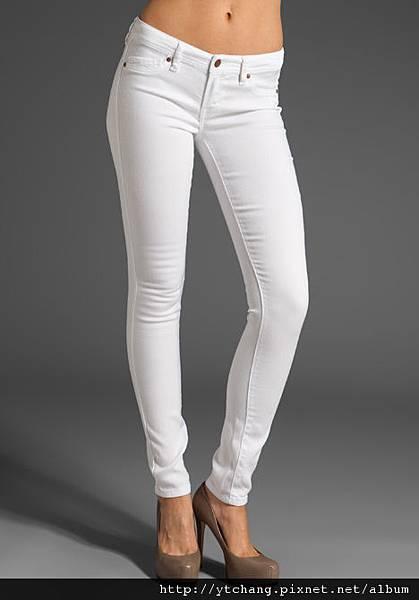 genetic white jeans
