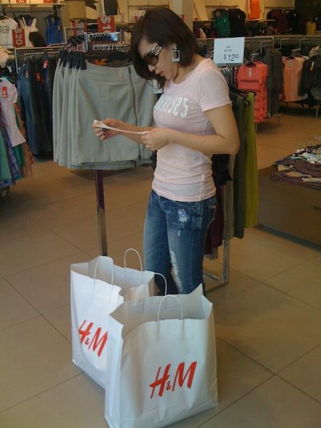 pasadena H&M