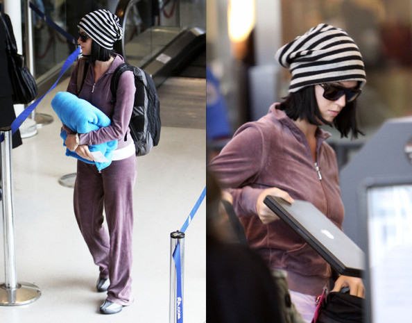katy perry airport
