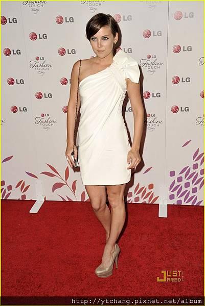 white dress celebs