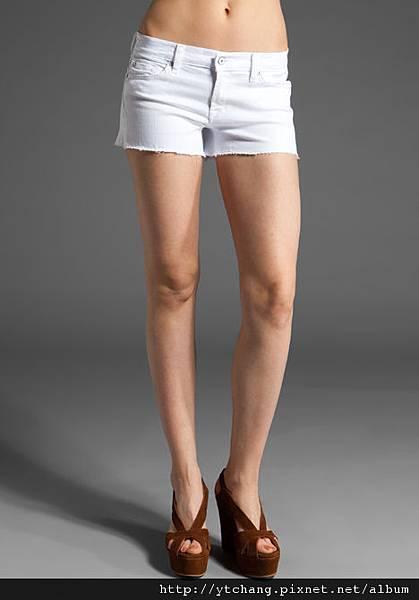 7 white jeans