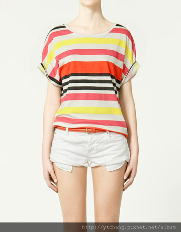 stripes zara