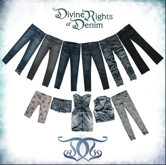 Divine Rights of Denim & forever 21