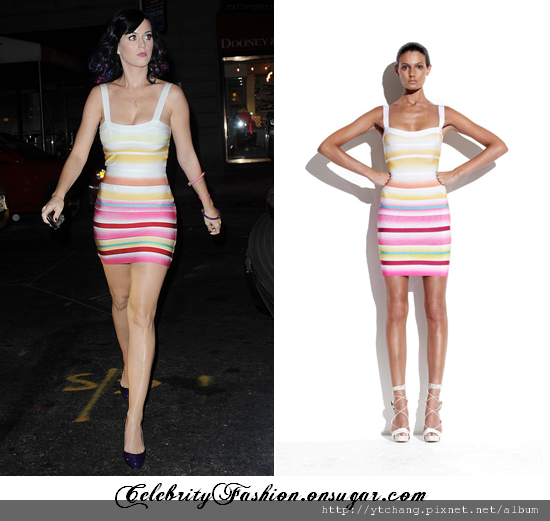 katy perry stripes