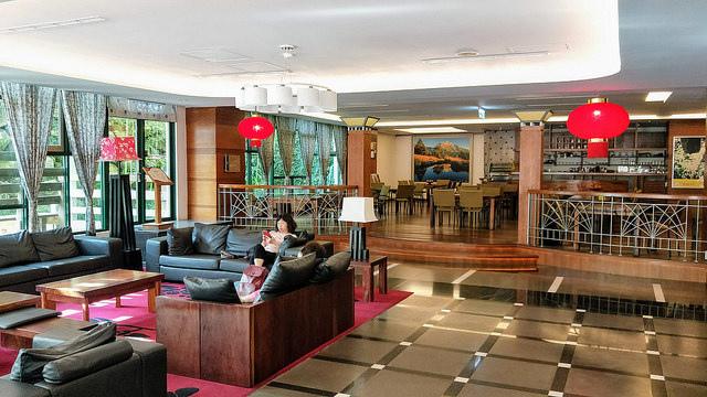 錦水溫泉飯店 - 大廳