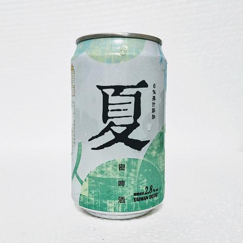 台啤- 微醺系列.夏密啤酒
