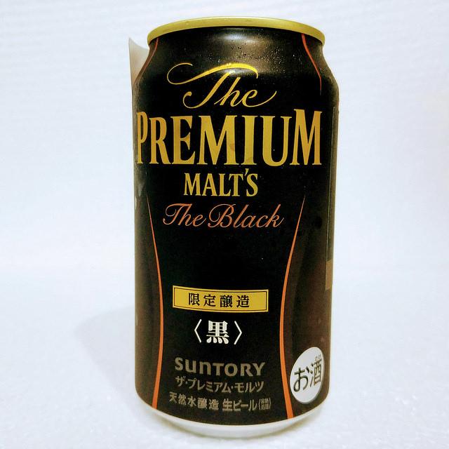 三得利頂級黑啤酒-2