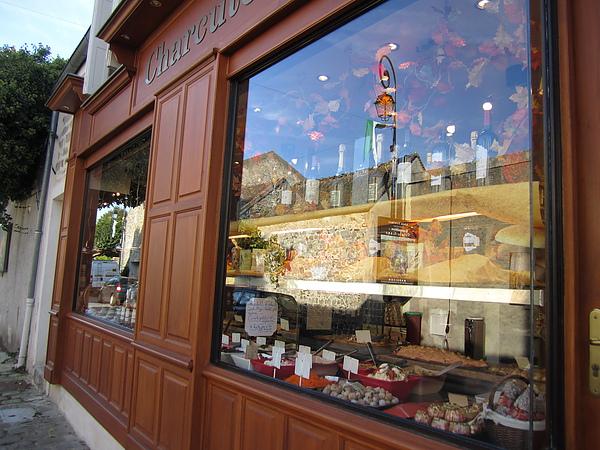 專門賣開胃鹹派料理的店