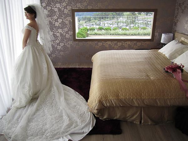 新娘的休息室