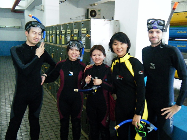 龍洞灣潛水公園