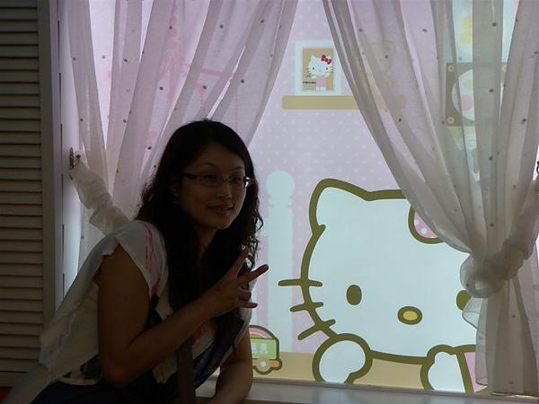 是Hello Kitty的喔