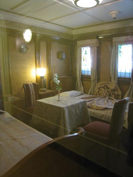 一等特別室(臥房)