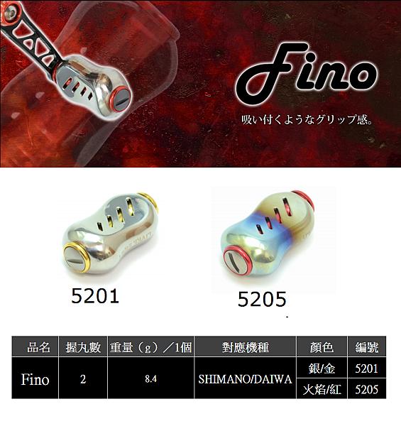Fino系列~鈦合金輕量化握丸
