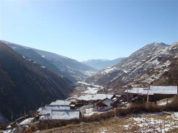 山上真的很美
