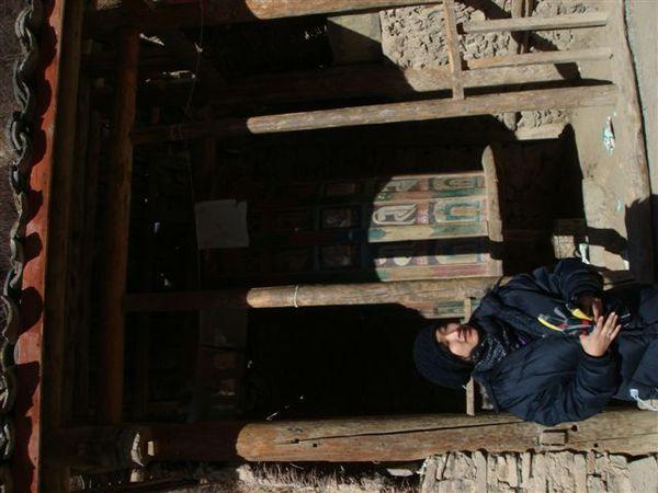 藏廟~轉經桶~