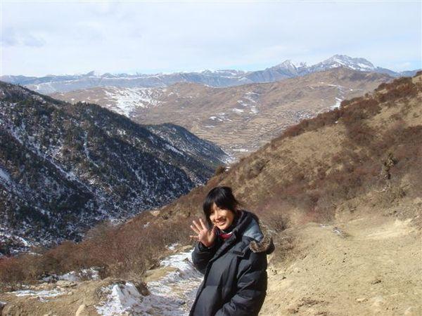 如果台灣的山是詩人 那松潘那就是莽夫 沒有貶低的意思 是不同的感覺